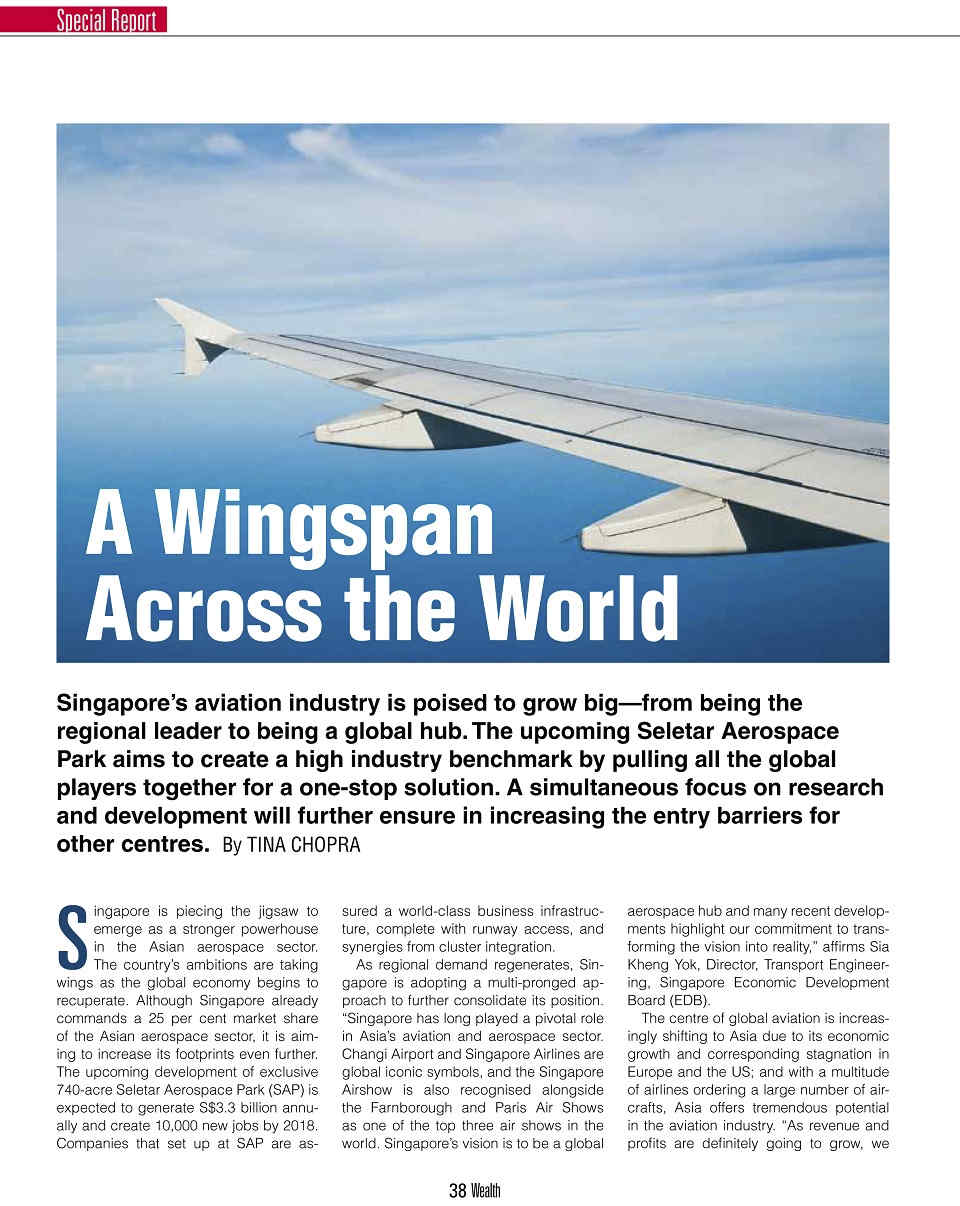 Wingspan Across The World