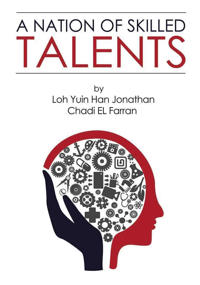 A Nation of Skilled Talents front cover