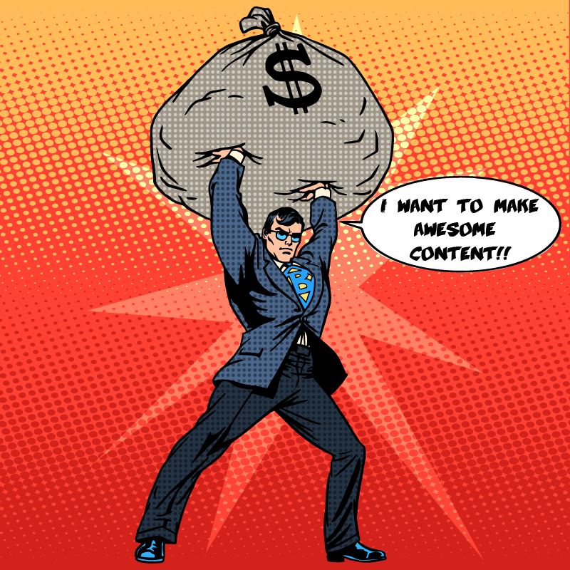 3 clever tips to maximise your content marketing to increase the web traffic to your site.