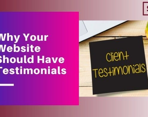 Why Your Website Should Have Testimonials
