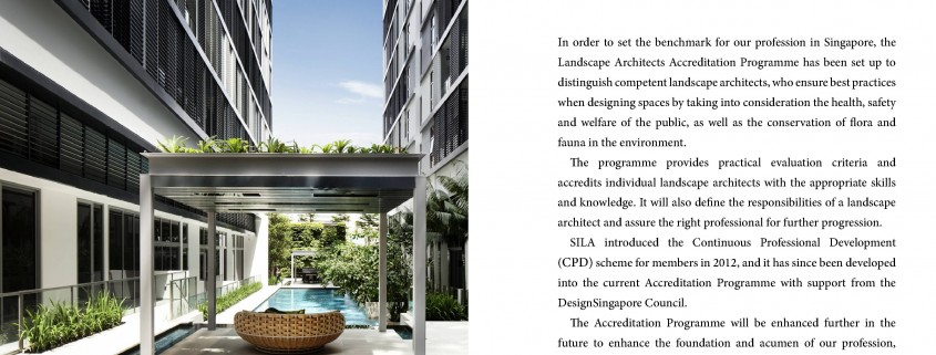 Landscape architects accreditation handbook