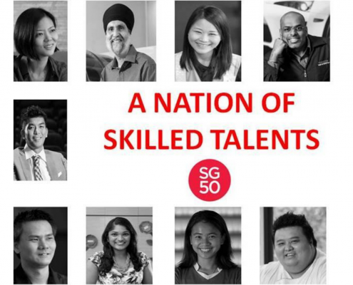 A Nation of Skilled Talents - Book