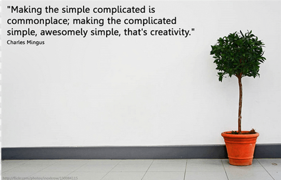 Content Simplicity