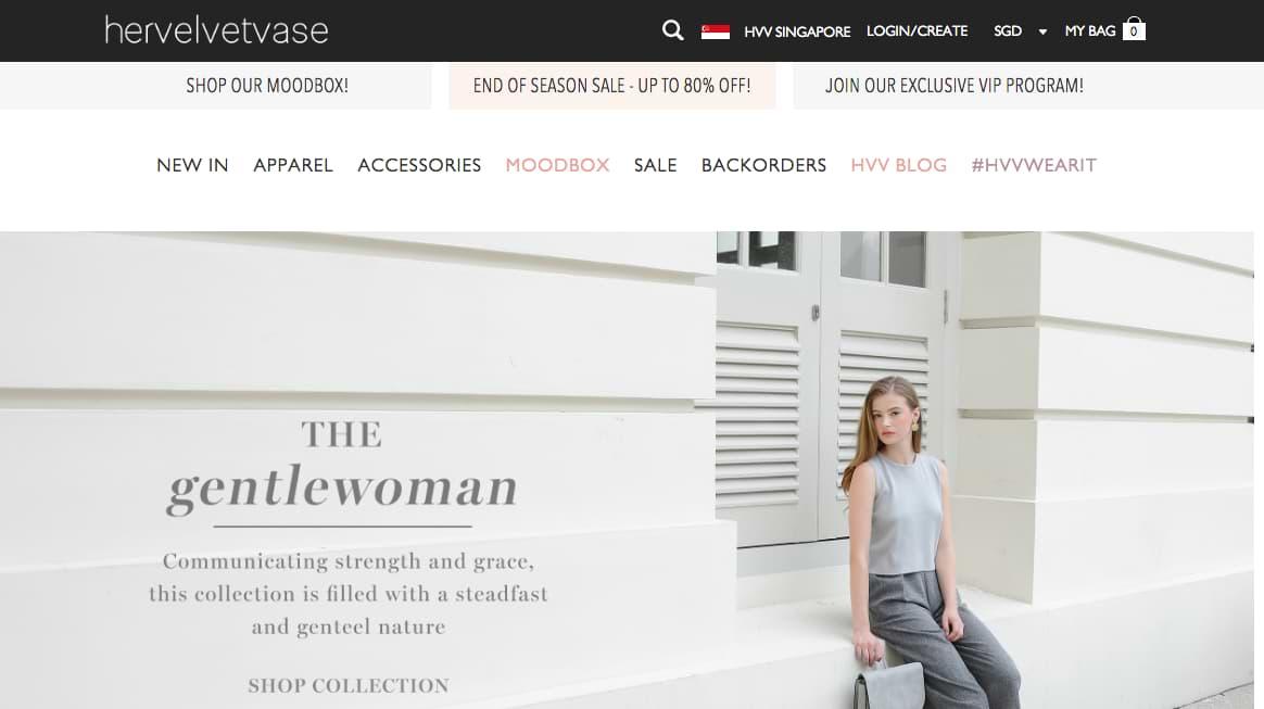 Lack of Visual Balance in Website Design