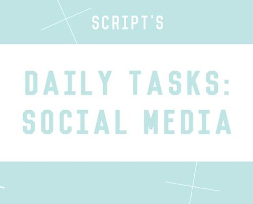 Daily Social Media Checklist For Marketers