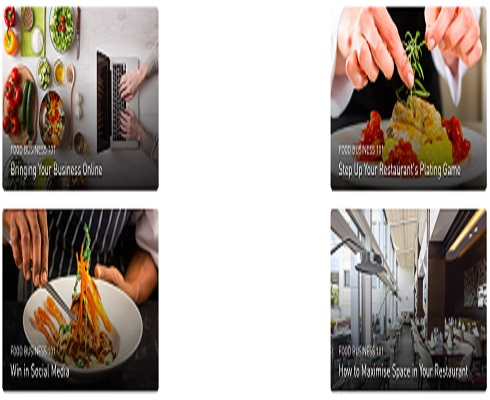 Articles We Created For Unilever Food Solutions