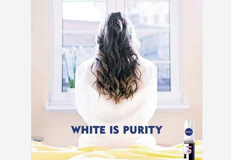 Nivea's White is Purity