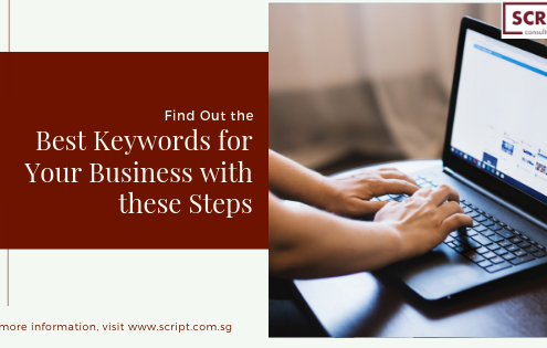 Best Keywords for Your Business with these Steps