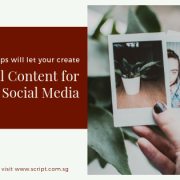 visual content for social media