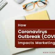 Team Script shares How the Novel Coronavirus Outbreak (COVID-19) Impacts Marketing