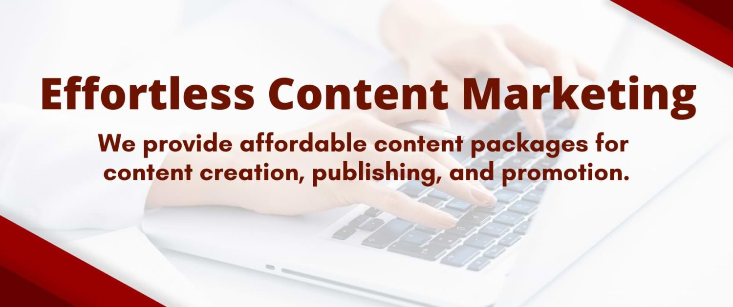 Best Content Marketing Agency Singapore