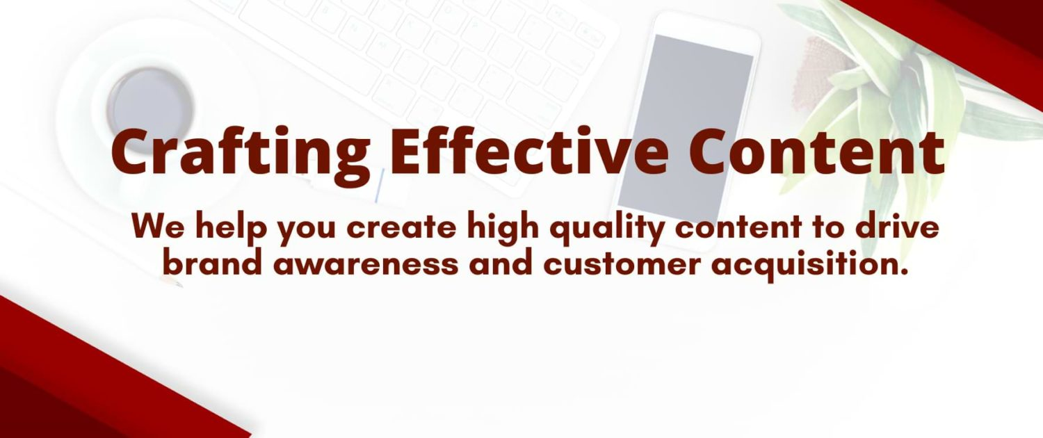 Content Creation and Management Agency Singapore