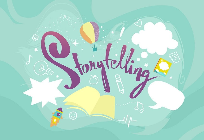 Storytelling Is An Engaging Form of Content
