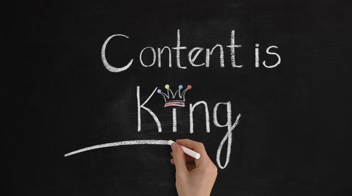 Content 'Always' Remains The Undisputed King
