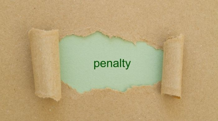 Impact of Errors and Penalties