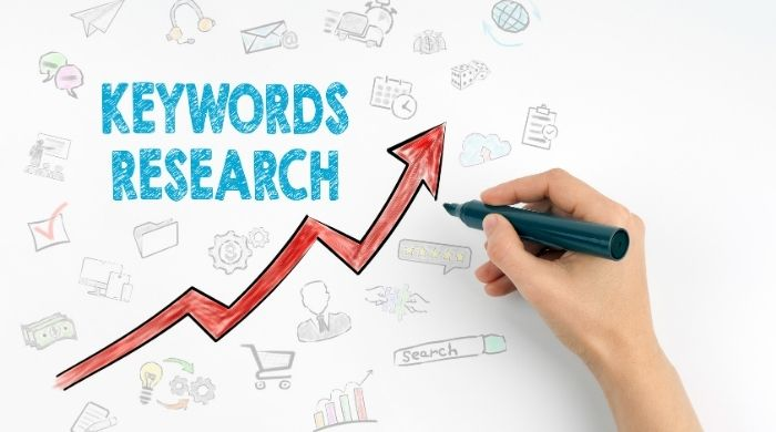 Keywords Research and Competitor Analysis