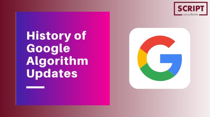 History of All Google Algorithm Updates